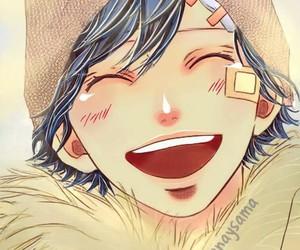 manga, aoharuride, and cute image