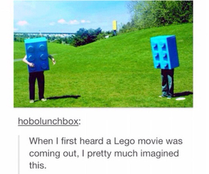 lego, funny, and lol image