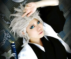 bleach and cosplay image