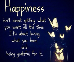 happiness, quote, and inspirational image