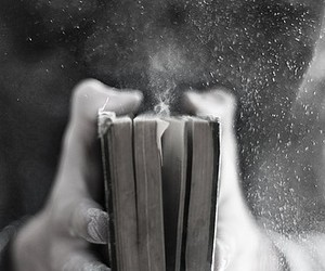 book, magic, and dust image