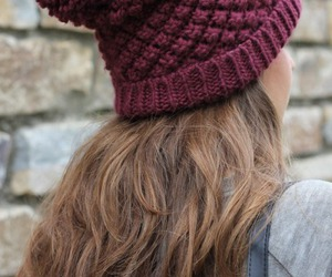 beanie, want, and love image