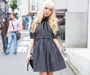 fashion, Harajuku, and japanese fashion image