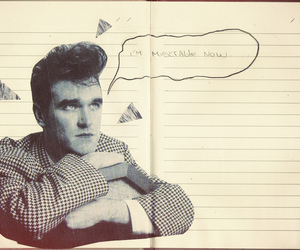 diary, morrissey, and vintage image