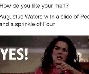 four, the fault in our stars, and the hunger games image