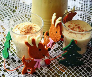 christmas, cute, and drink image