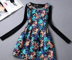 dress, dresses, and shipping image