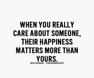 happiness, more, and quote image