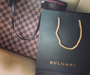 bvlgari, bag, and Louis Vuitton image