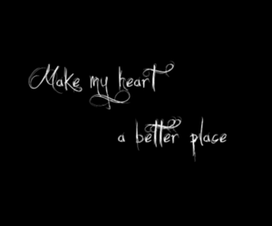 all i need, heart, and lyric image