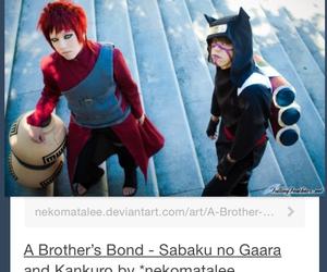 cosplay, gaara, and naruto image