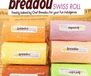 cakes, rolls, and squish image