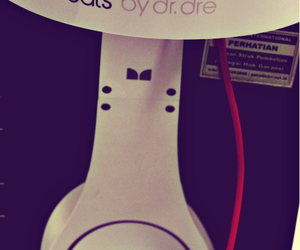 beats, dr. dre, and music image