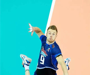 volleyball and ivan zaystev image