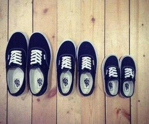 vans, family, and shoes image