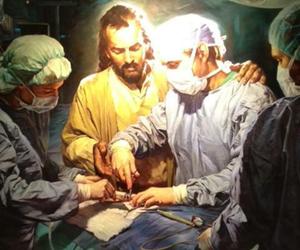 doctors, jesus, and medicina image