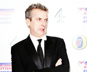 doctor who, peter capaldi, and 12th doctor image