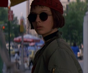 grunge and leon the professional image