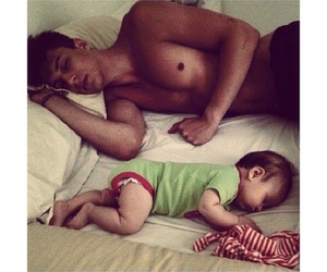 baby, daddy, and Dream image