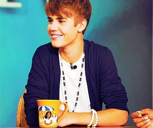 justin bieber, smile, and bieber image