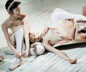 ballerinas, girls, and vogue image