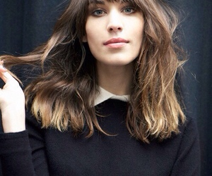 alexa chung, model, and hair image