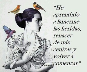 espanol, frases, and letras image