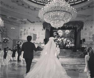 love, wedding, and luxury image