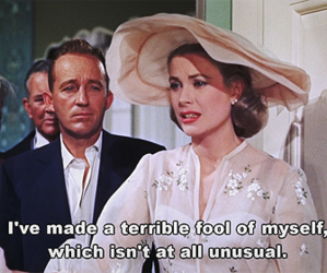 grace kelly, qoute, and text image