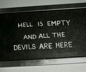 all, are, and Devil image