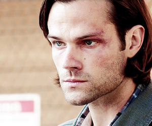 supernatural, jared padalecki, and Sam image