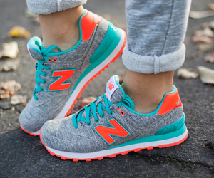new balance, outfit, and sport image