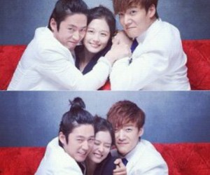 korean and fated to love you image