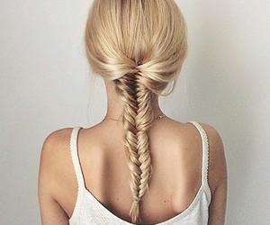 blond, boho, and long hair image