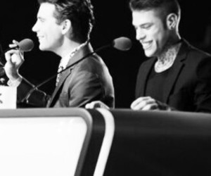 mika, x-factor, and fedez image