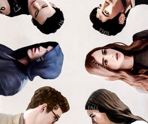 isabelle, city of bones, and alec lightwood image