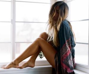 fashion, hair, and longhairdontcare image