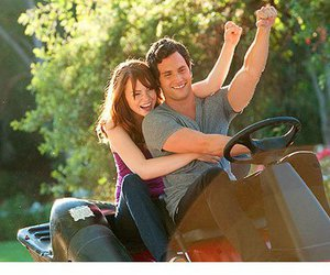 easy a, emma stone, and couple image