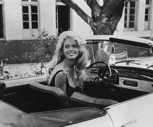 black and white and brigitte bardot image