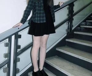 grunge, pale, and black image