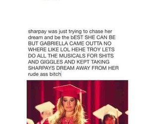 ashley tisdale, funny, and HSM image