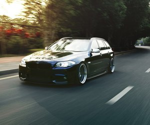 bmw, cars, and stance image