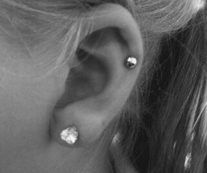 piercing and cartilage image