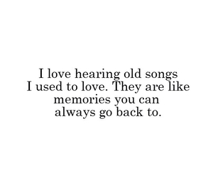 memories, quotes, and song image
