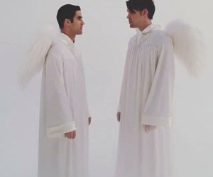 angels and glee image