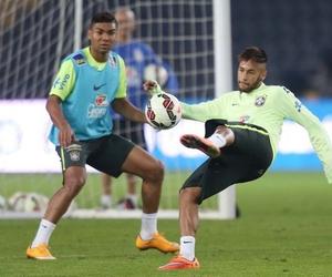 brasil and neymar jr image