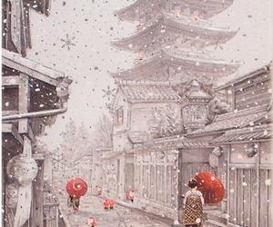 japan christmas image