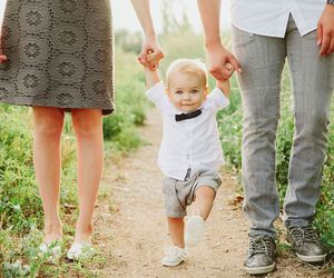 family, baby, and happy image
