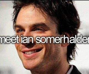 ian somerhalder, Dream, and idol image