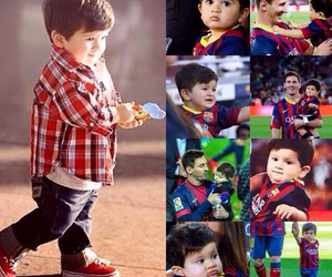 messi, cute, and Barcelona image